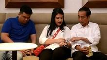Cerita Lucu Kala Putri Jokowi Kahiyang Diusir Kru Afgan