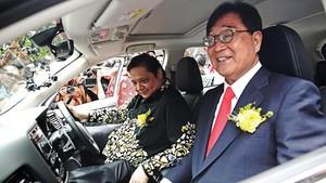 Bos Mitsubishi Osamu Masuko Putuskan Mundur