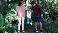 <p>Harta yang paling berharga adalah keluarga... (Foto: Instagram @ninazatulini22)</p>