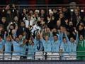 FOTO: Manchester City Juara Piala Liga