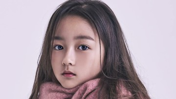 Haeun Kim, Gadis Cilik Asal Korea yang Manis Banget