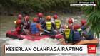 Keseruan Olahraga Rafting Pemacu Adrenalin
