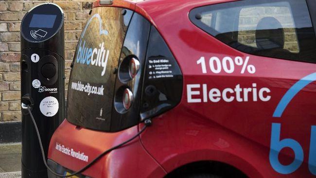 Peneliti kendaraan listrik khawatir bahan baku baterai diolah di luar negeri. Setelah jadi produk, baterai malah dijual ke Indonesia.