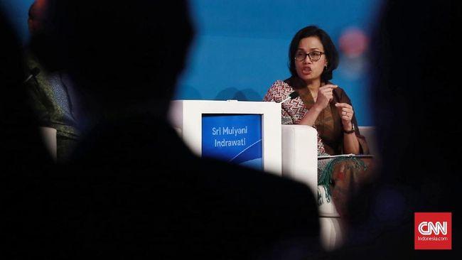 Cerita 'Sengit' Sri Mulyani Versus Facebook Gara-gara Pajak