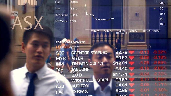 Bursa Australia Menguat, Korsel Turun di Awal Perdagangan