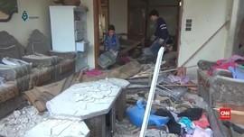 VIDEO: Mengais Puing dan Kehidupan di Ghouta