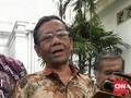 Mahfud MD Ungkap Kronologi Penunjukan oleh Jokowi Pekan Depan