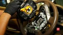 Nitrat Peledak di Libanon Sumber Petaka Airbag Mobil di Dunia