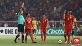 Blunder Kiper dan Bek Nakal Jadi Petaka Persija di Piala AFC