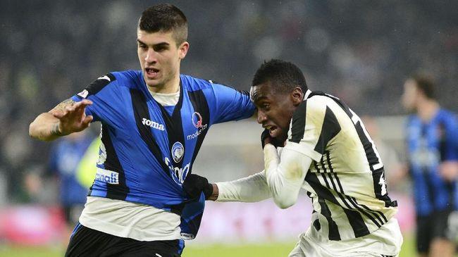 Gelandang asal Prancis, Blaise Matuidi jadi pemain kedua Juventus yang positif corona setelah Daniele Rugani.