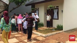 Rumah DP Nol di Rorotan Bukan Hunian Subsidi Pemerintah