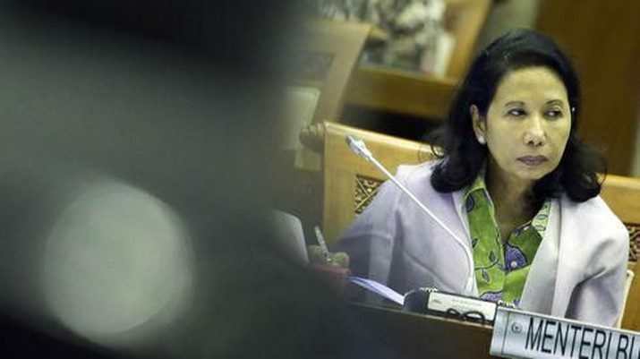 Menteri BUMN, Rini Soemarno Mengancam Sektor Industri Aluminium