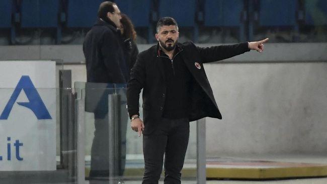 Gennaro Gattuso mengatakan kehidupan Andrea Pirlo bakal kacau balau setelah resmi berstatus sebagai pelatih Juventus.