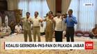 Pertemuan Petinggi Gerindra-PKS-PAN di Rumah Prabowo Subianto