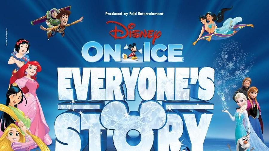 Ada Tiket Gratis 'Disney on Ice' Nih, Bun