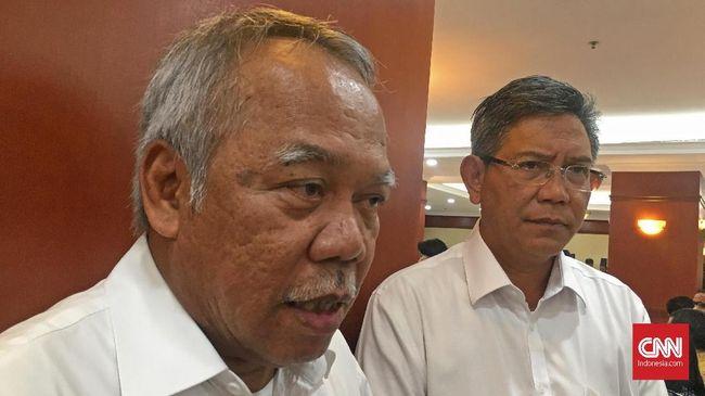 Menteri Basuki Usul Direksi BUMN Karya Kena Sanksi
