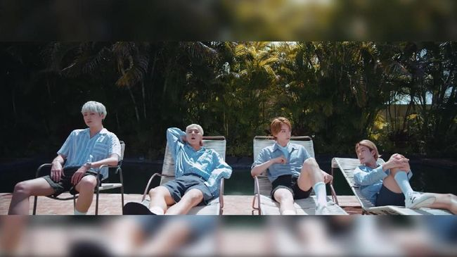 Boyband Winner tengah menggelar pameran spesial gratis untuk penggemar dalam rangka merayakan sukses besar album penuh kedua mereka yang bertajuk 'EVERYD4Y.'