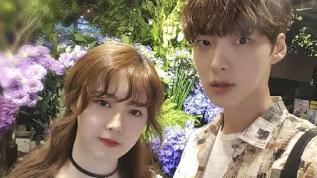HB Entertainment selaku agensi pasangan itu mengatakan saat ini mereka masih menunggu konfirmasi, baik dari pihak Ku Hye-sun maupun Ahn Jae-hyun.