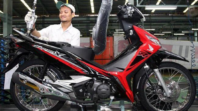 Honda Nilai Ganjil Genap Potensi Tingkatkan Penjualan Motor