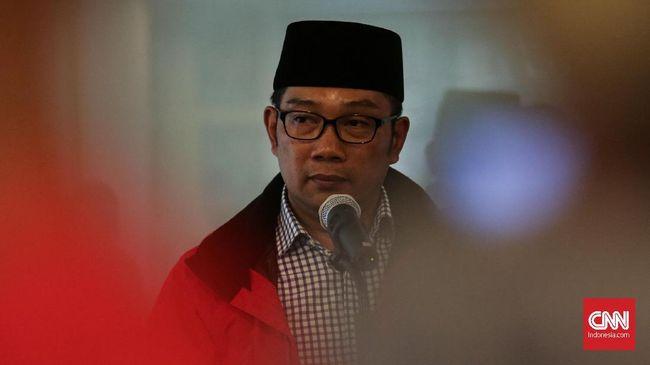 Gubernur Jabar Ridwan Kamil bertemu dua ketua umum partai politik dua hari terakhir, yakni Ketum Partai Demokrat AHY dan Ketum Partai Golkar Airlangga Hartarto.