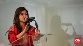 Gerindra: Grace Natalie Sindir Jokowi dengan Tegas
