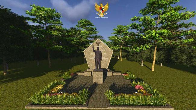 Patung Presiden Soekarno yang akan berdiri di Ibu Kota Meksiko pada Mei mendatang bakal menjadi patung presiden RI pertama di luar negeri.