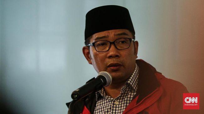Ridwan Kamil menyebut anggaran Rp16 triliun itu untuk bantuan sosial kepada masyarakat yang terdampak dan program padat karya usai wabah corona.