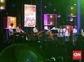 Di Tengah Kesibukan, Band Enam Menteri Jokowi Tampil di JJF