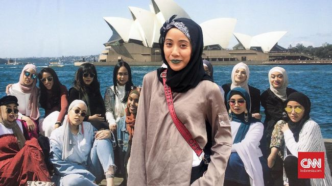 Desainer Australia: Busana Muslim Indonesia Lebih Maju