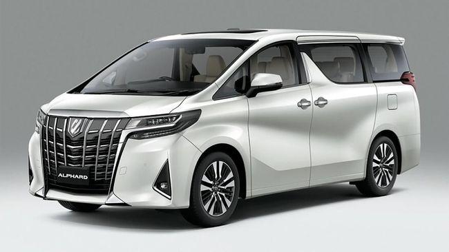 Toyota Astra Motor (TAM) menyegarkan dua varian multi purpose vehicle (MPV) kelas atasnya, yaitu New Alphard dan New Vellfire. Mobil ini mengalami pelbagai ubahan yang membuat dua jenis mobil mewah itu naik harga.
