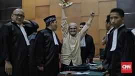 Timses Jokowi Minta Jonru Ginting Insaf Usai Bebas Bersyarat