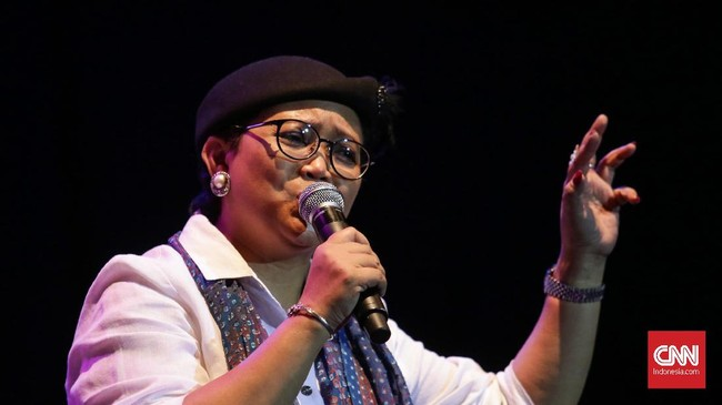 Elek Yo Band, kelompok musik para menteri, termasuk penampilan yang paling ditunggu di hari pertama Java Jazz Festival 2018, Jumat (2/3).