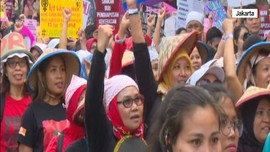 Women's March di Indonesia