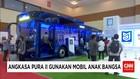 Bus Listrik Akan Digunakan untuk Shuttle Bus di Bandara