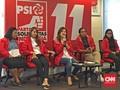 PSI Bantah Pertemuan dengan Jokowi Bahas Pemenangan Pemilu