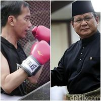 Bocoran-bocoran Timses Jokowi-Ma'ruf dan Prabowo-Sandiaga