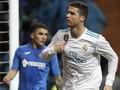 Cristiano Ronaldo Provokasi Pemain-Pemain Madrid