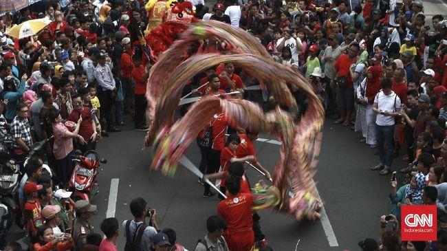 Festival Cap Go Meh yang biasanya meriah di Singkawang, Kalbar, tak diadakan pada tahun ini karena pandemi virus Corona.