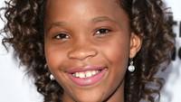 <p>Berkat penampilan memukaunya di Beasts of the Southern Wild, Quvenzhane Wallis masuk nominasi Oscar di usia 9 tahun. Wow! (Foto: Instagram @officialbck)</p>