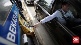 Cegah Corona, Hindari Pinjam Uang Elektronik di Jalan Tol