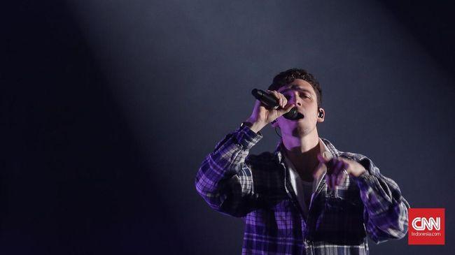 Sound Rhythm selaku promotor, mengumumkan bahwa Lauv akan konser di Jakarta pada 14 September 2021.