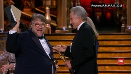 VIDEO: 'The Shape of Water' Menguasai Oscar 2018