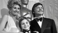 <p>Pada tahun 1974, Tatum O'Neal memenangkan piala Oscarnya berkat peran yang dilakoninya di film Papermoon. (Foto: Instagram @jaime.film.cinema)</p>