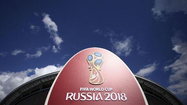 Acara menggiring bola di Car Free Day (CFD), Minggu (22/4), akan menjadi salah satu penanda menyambut gelaran Piala Dunia 2018 di Rusia.