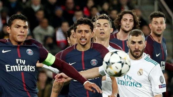 Real Madrid Depak PSG