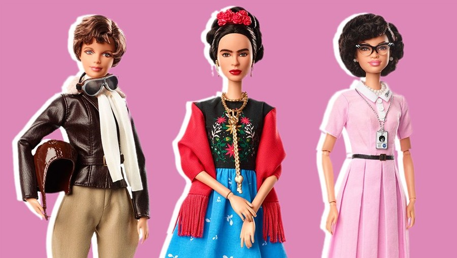 Keren! Barbie-barbie Ini Terinspirasi Sosok Perempuan Inspiratif