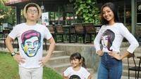 Naara adalah buah cinta Nicky dengan Liza Elly, mantan Puteri Indonesia Lingkungan. Mereka menikah pada November 2012 silam. (Foto: Instagram/nickytirta)