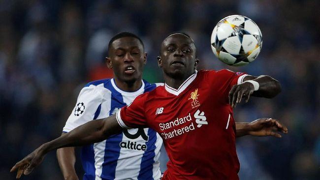 Liverpool punya rapor gol bagus saat melakoni laga tandang di Portugal di kompetisi Liga Champions.