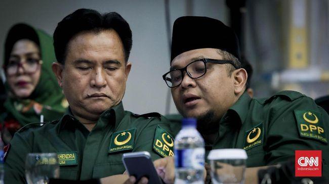 Partai Bulan Bintang (PBB) tak mempermasalahkan kehadiran Masyumi meski sama-sama partai Islam.