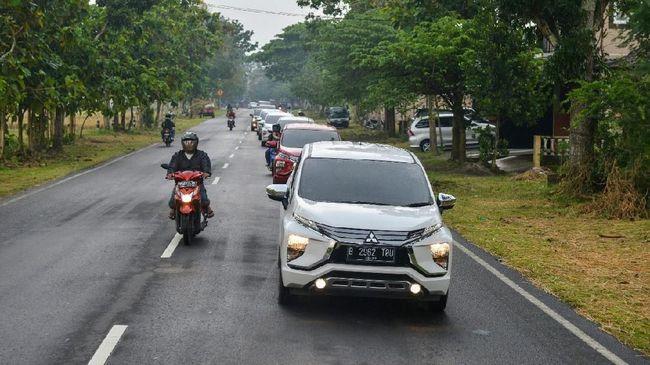 Menurut Mitsubishi desain baru Avanza belum cukup 'menggoyang' calon konsumen ataupun konsumen Xpander beralih pandang.